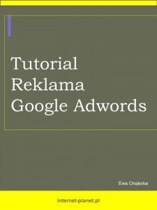 Poradnik Reklama Google Adwords