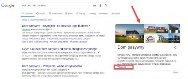 pozycja 0 w Google